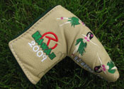 Scotty Cameorn 2009 FTUO Hula Girl Headcover - AUTOGRAPHED!
