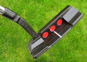 Scotty Cameron Tour Black Newport 2 Studio Select DEEP MILLED