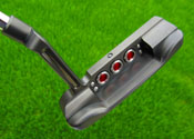 Scotty Cameron Tour Black SUPER Rat GSS Deep Milled Prototype