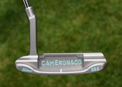 Scotty Cameron & Co. GSS Tiffany Tour Newport 350G