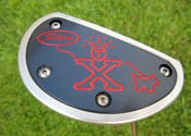 Scotty Cameron Tour Red X Test Sample