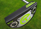 Scotty Cameron Tour GoLo Lime Green Deep Milled
