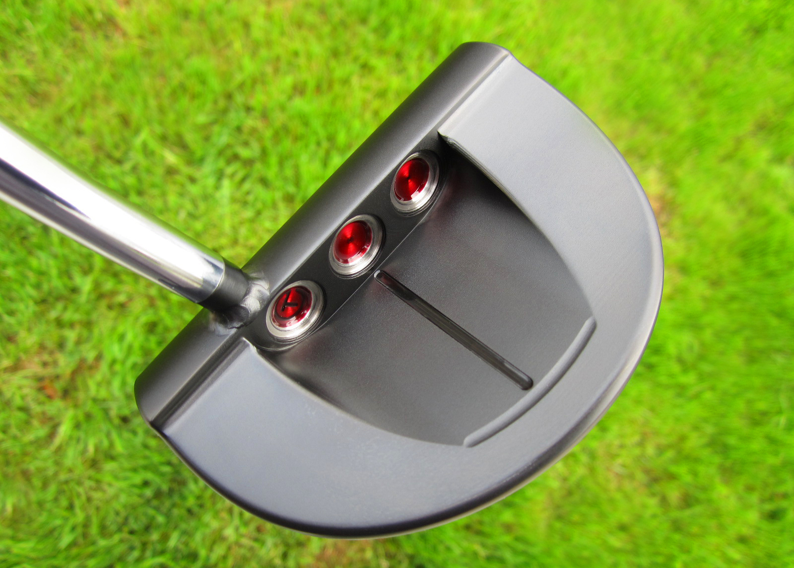Scotty Cameron Tour Black GoLo DB5 Welded Neck