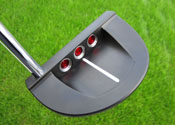 Scotty Cameron Tour Black GoLo Deep Milled